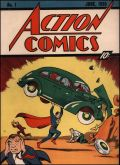 Action Comics N°1 Superman