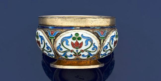 Salière Fabergé