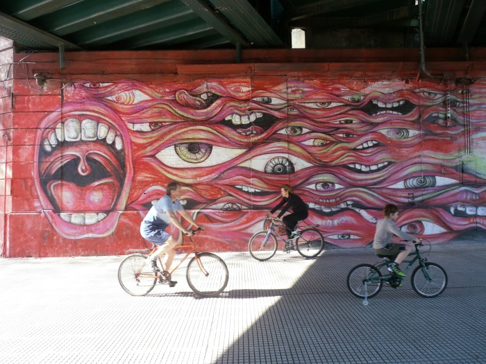 Street art à Buenos Aires