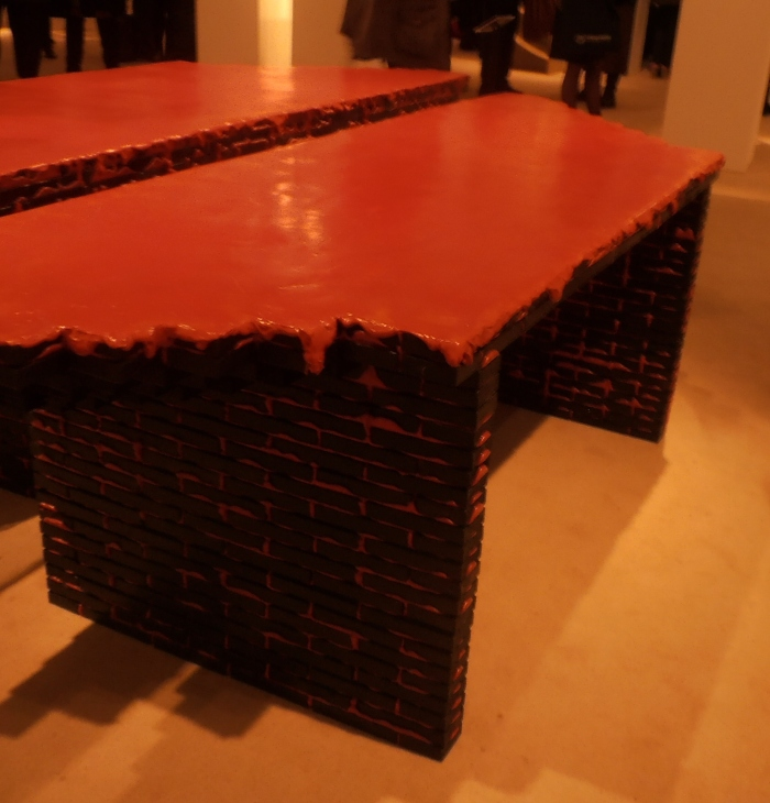 Gaeteno Pesce Table Arca