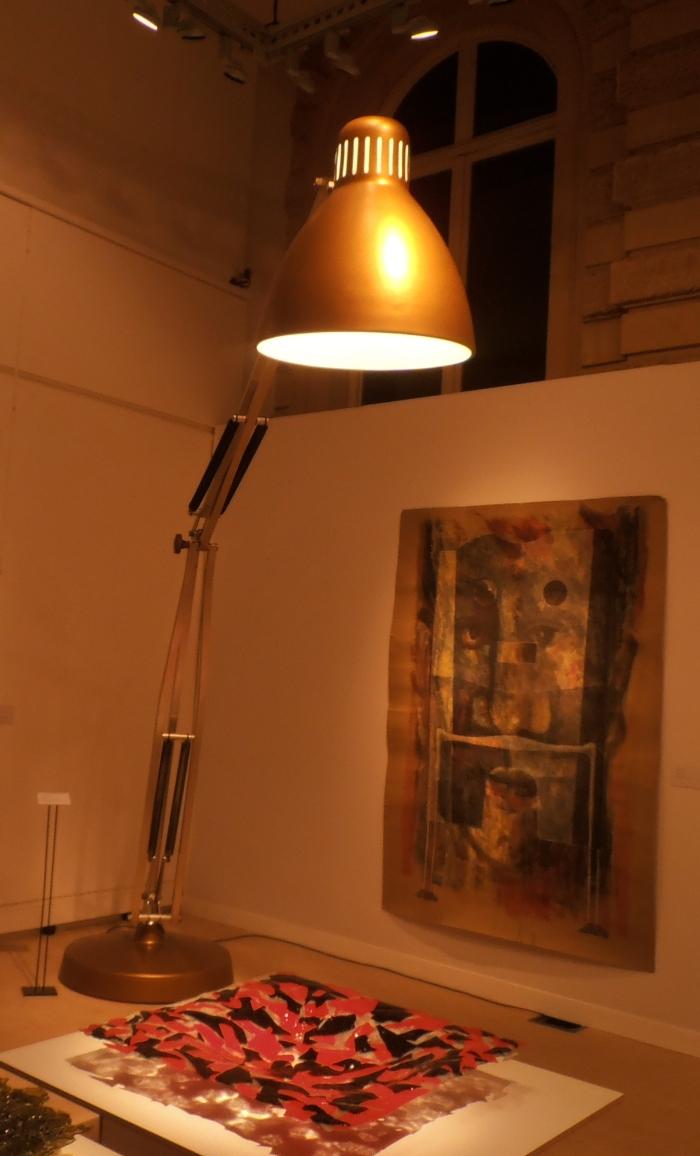 Gaetano Pesce lampe Moloch