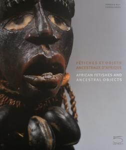 """Livres - """"Fétiches et objets ancestraux d'Afrique"""""""