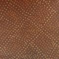 Textile d'Europe Centrale, tie-dye, fin XIXe siècle ou début du XXe siècle. teintures naturelles.
