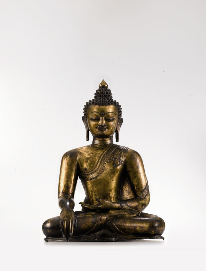 Bouddha Tibet Sotheby's