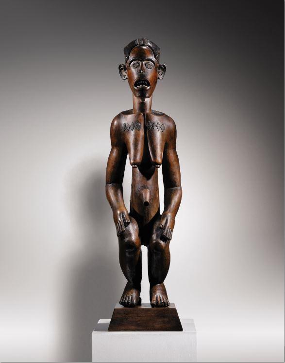 Statue Fang Mabea