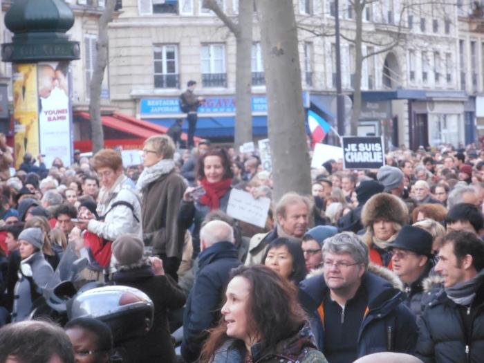 Marche du 11 janvier Paris
