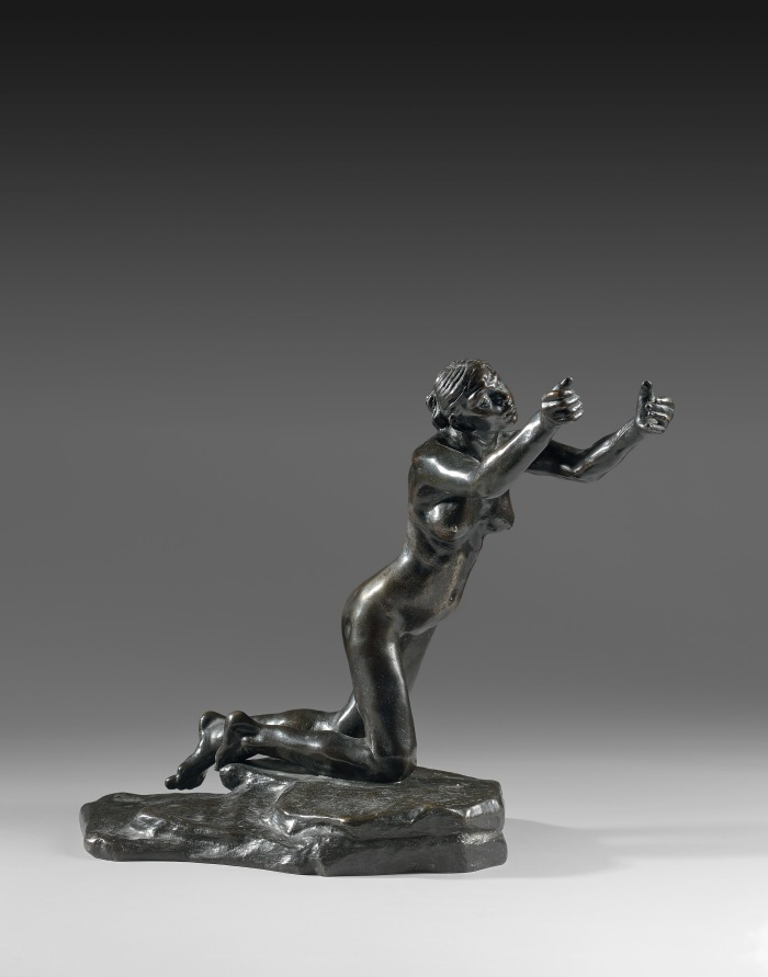 L'IMPLORANTE, 1900, CAMILLE CLAUDEL - © ARTCURIAL