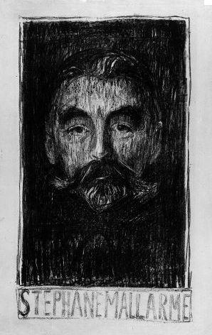 stéphanemallarmé par Munch