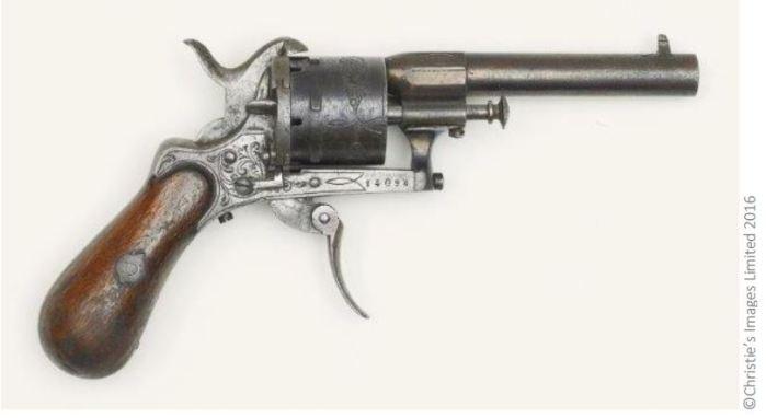 revolver Verlaine Rimbaud